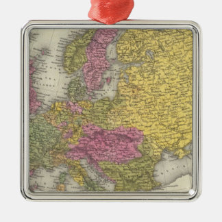Europe 29 christmas ornament