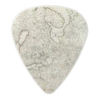 Europe 2 acetal guitar pick