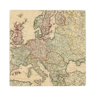 Europe 2 wood coaster