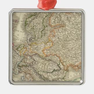 Europe 30 christmas ornament