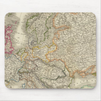 Europe 30 mouse mat