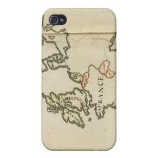 Europe 32 iPhone 4/4S covers