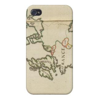 Europe 32 iPhone 4 case