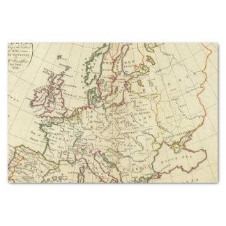 Europe 33 tissue paper