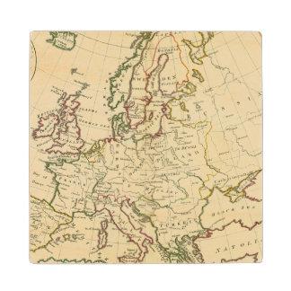 Europe 33 wood coaster
