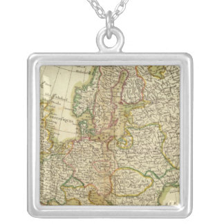 Europe 35 silver plated necklace