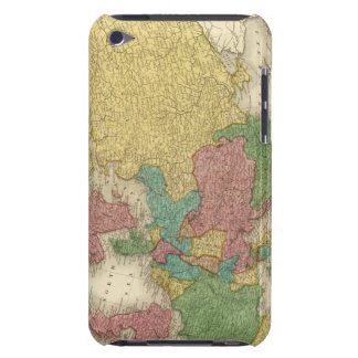 Europe 37 iPod touch cover