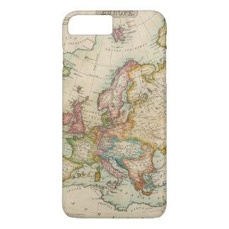 Europe 3 2 iPhone 8 plus/7 plus case