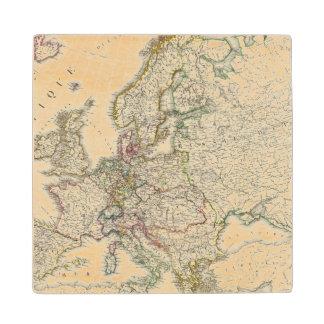 Europe 3 wood coaster