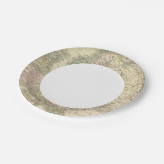 Europe 41 7 inch paper plate