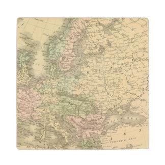 Europe 41 wood coaster
