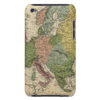Europe 42 iPod touch case