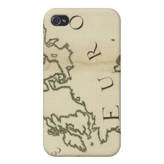 Europe 44 iPhone 4 cover