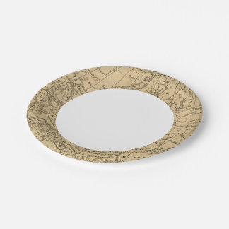 Europe 4 2 7 inch paper plate