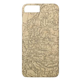 Europe 4 2 iPhone 7 plus case