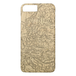 Europe 4 2 iPhone 8 plus/7 plus case
