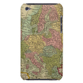 Europe 4 iPod touch Case-Mate case