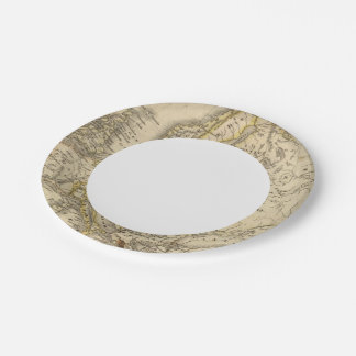 Europe 52 7 inch paper plate