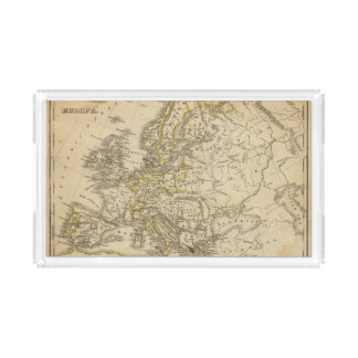 Europe 52 acrylic tray