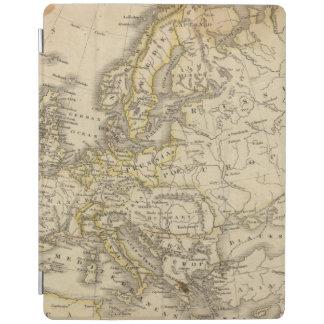 Europe 52 iPad cover