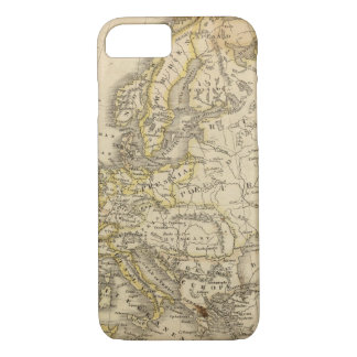 Europe 52 iPhone 8/7 case