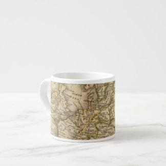 Europe 6 espresso mug