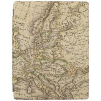 Europe 6 iPad cover