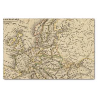 Europe 6 tissue paper