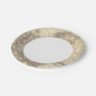 Europe 7 Inch Paper Plate