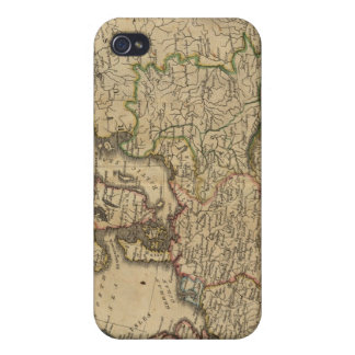 Europe 7 iPhone 4/4S covers