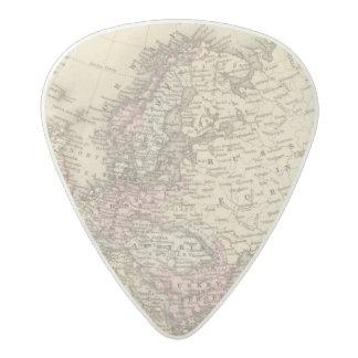 Europe Acetal Guitar Pick