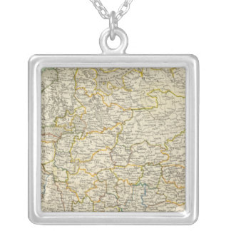 Europe and Russia Silver Plated Necklace