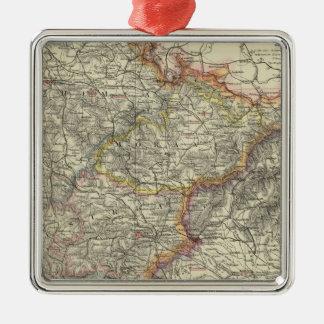 Europe, Austria, Czech Republic Christmas Ornament