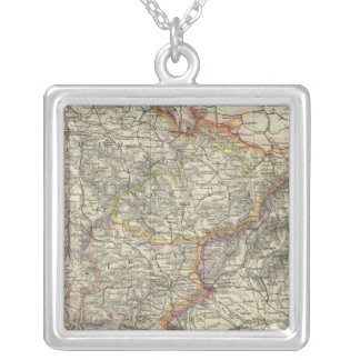Europe, Austria, Czech Republic Silver Plated Necklace
