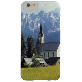 Europe, Austria, Gosau. The spire of the church Barely There iPhone 6 Plus Case