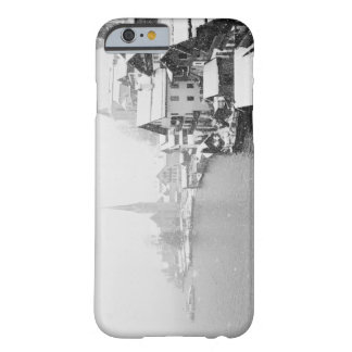 Europe, Austria, Hallstat. Town view in the snow Barely There iPhone 6 Case