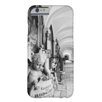 Europe, Austria, Salzburg. Cherub and monument 2 Barely There iPhone 6 Case