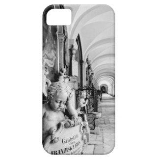 Europe, Austria, Salzburg. Cherub and monument 2 iPhone 5 Cover