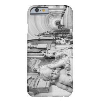 Europe, Austria, Salzburg. Cherub and monument Barely There iPhone 6 Case