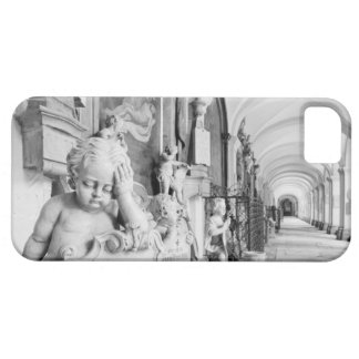 Europe, Austria, Salzburg. Cherub and monument Case For The iPhone 5