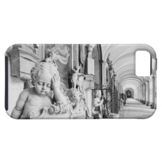 Europe, Austria, Salzburg. Cherub and monument iPhone 5 Case
