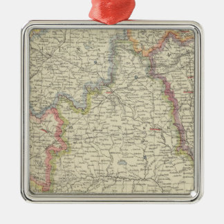 Europe, Belarus, Ukraine Christmas Ornament