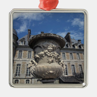 EUROPE, Belgium, Beloeil Castle Christmas Ornament