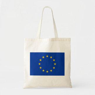 europe budget tote bag
