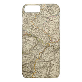 Europe, Centra lAustria, Germany iPhone 8 Plus/7 Plus Case