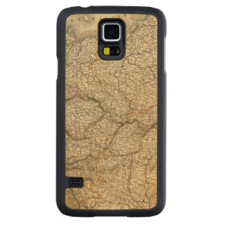 Europe, Centra lAustria, Germany Maple Galaxy S5 Slim Case