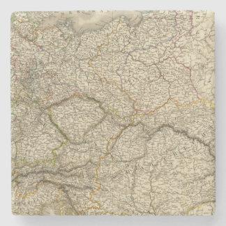 Europe, Centra lAustria, Germany Stone Coaster