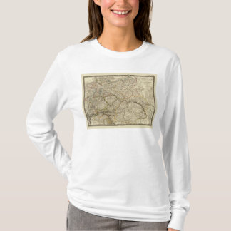 Europe, Centra lAustria, Germany T-Shirt