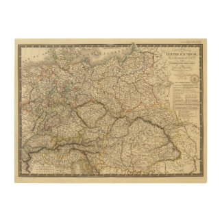 Europe, Centra lAustria, Germany Wood Canvases