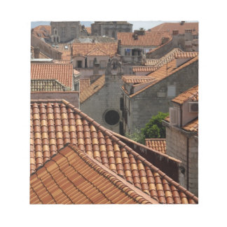 Europe, Croatia. Medieval walled city of 2 Notepad